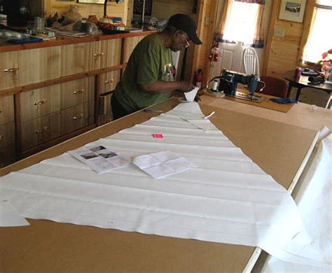 mac boat anchor video and ruth sewed it up