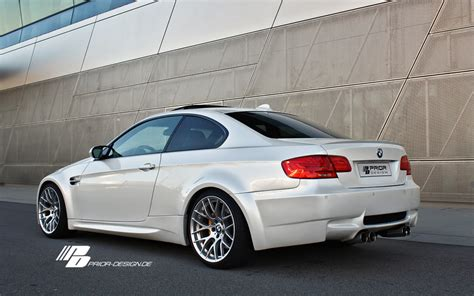 PRIOR DESIGN PD M Widebody Aerodynamic Kit for BMW 3