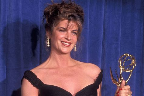 Kirstie Alley Will Play A Preacher In New Sitcom by Today In Tv History Emmy Winning Kirstie Alley Told Us