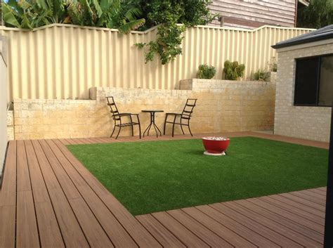 Aussie Backyard by 5 Simple Landscaping Ideas For Australian Backyards