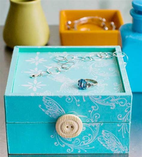 holiday wood storage box ideas wooden storage boxes storage boxes and stencils on