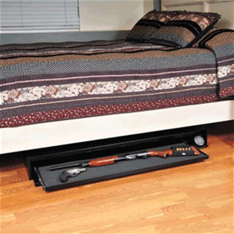 how to bed a rifle 6 under bed gun safes reviews top picks 2018