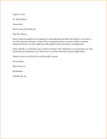 13 how to write a character reference letter basic
