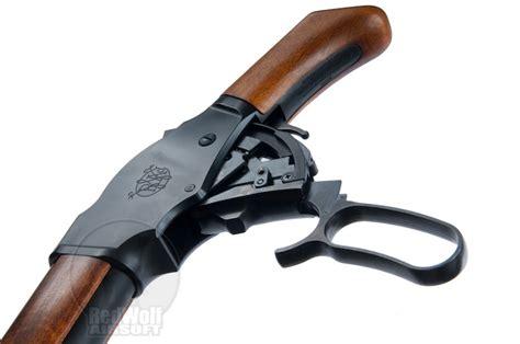 Airsoft Gun Winchester M1887 marushin m1887 8mm wood stock version popular airsoft