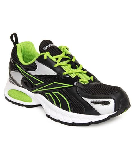 lime green athletic shoes reebok acciomax black lime green running shoes price in