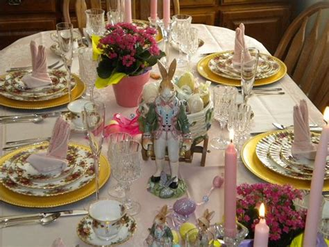 Barn Themed Party Ideas Easter Table Settings Tablescapes With Old Country Roses