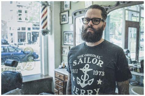 tattoo parlor rotterdam schorem barbers from rotterdam nl x sailor jerry