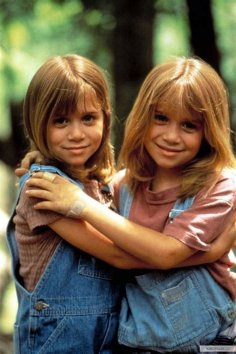 mary kate ashley olsen in it takes two this was one of