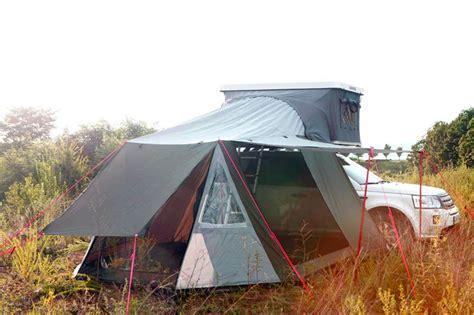 designboom tents iker skyc rooftop tent inspired by jack kerouac s on