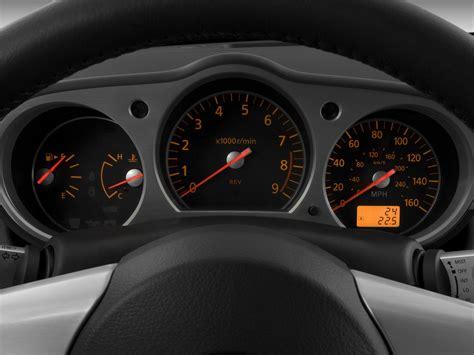 download car manuals 2008 nissan 350z instrument cluster 2008 nissan 350z gauges interior photo automotive com