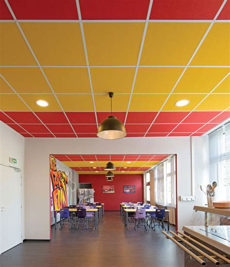 Colored Drop Ceiling Tiles by Colored Ceiling Tiles Tile Design Ideas