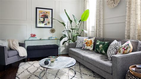 interior design  small space makeover  full  diy budget friendly ideas youtube