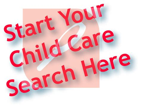 care search start your child care search community coordinated child