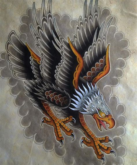 Eagle Flash by School Eagle Tattoos Flash Www Imgkid The