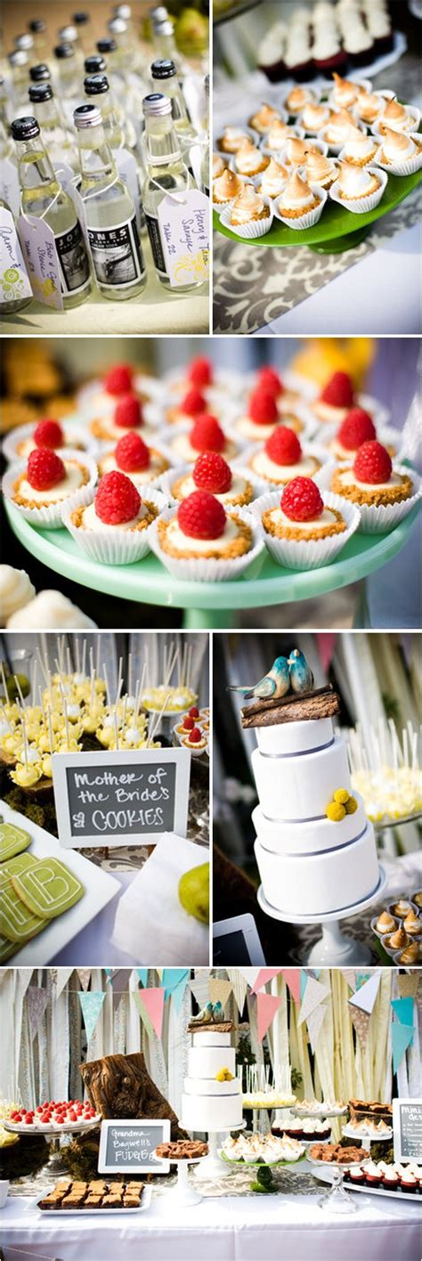 Wedding Dessert Ideas by Dessert Buffet Ideas Weddings By Lilly