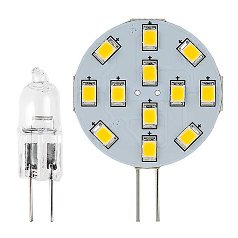G4 Led Bulb 2 Watt 20 Watt Equivalent Bi Pin Led Disc 2 Watt Led Light Bulb