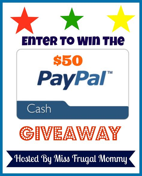 Win Money On Paypal - 50 paypal cash giveaway the more the merrier