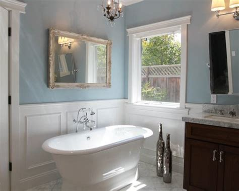 Wainscot Bathroom Pictures by Wainscot In Bathroom Houzz