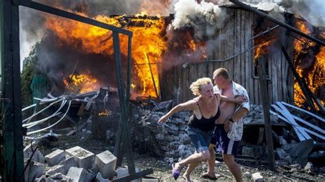 ucrania imagenes impactantes im 225 genes impactantes rastro de destrucci 243 n dejado por los