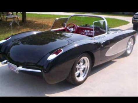 1957 corvette kit car 1957 corvette replica