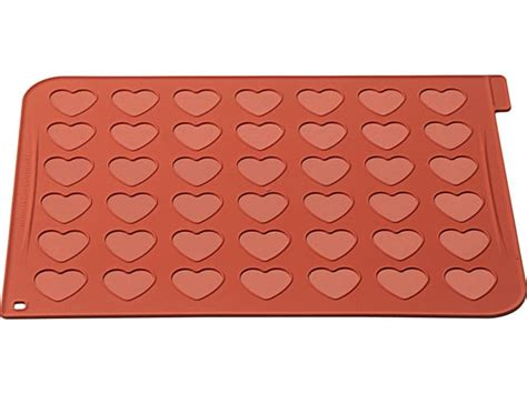 Macaron Shapes Silicone Mat slicone baking sheet for 42 shaped macarons