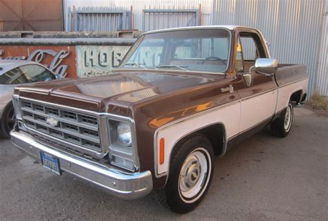 1979 Chevrolet C10 by No Reserve 1979 Chevrolet C10 Silverado For Sale On Bat