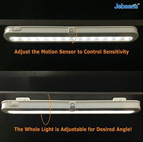 motion sensor closet light t01b closet light jebsens 14 led under cabinet lighting