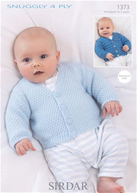 Singlet Jumper Newborn sirdar free knitting patterns to crochet and knit