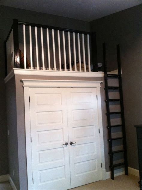 loft bed closet 7 best ajs loft area images on pinterest child room