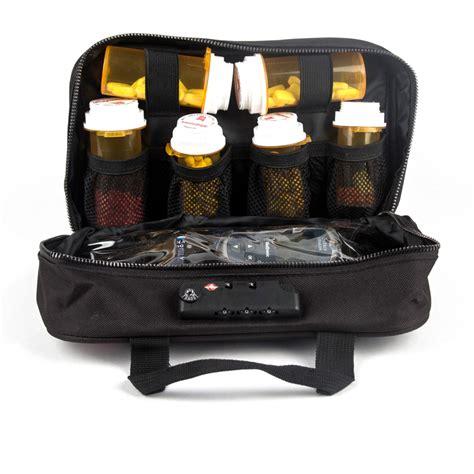 Travel Medicine Pouch Tas Travel P3k medication travel bag medicine safe