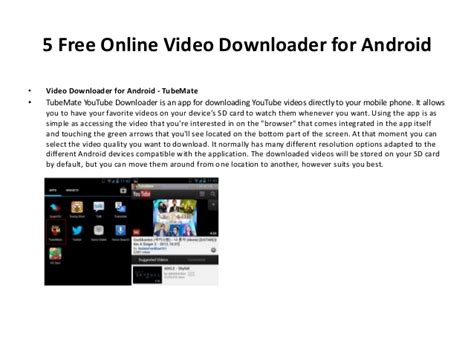 downloaders for android 5 free downloader for android phone and tablet