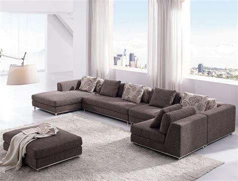 Living Room With Contemporary Furniture Modern Dining Room Designer Living Room Chairs