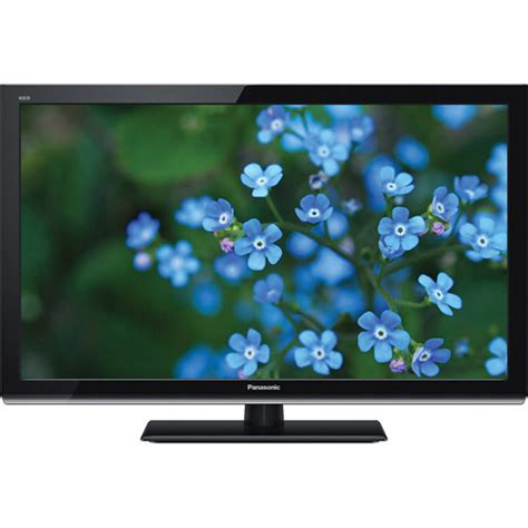 New Product 2017 Led Tv Panasonic Th 22e302 G panasonic viera tc l32x5 32 quot class led hdtv tc l32x5 b h