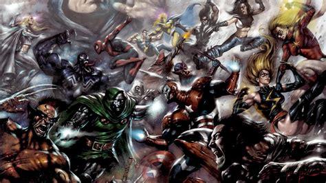 wallpaper dark avenger dark avengers marvel comics x force best widescree by