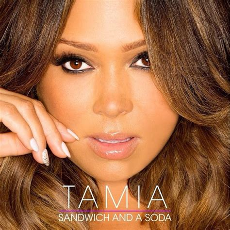 New Song: Tamia - 'Sandwich And A Soda' - That Grape Juice Tamia