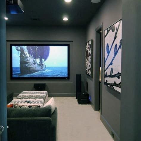 60 Basement Man Cave Design Ideas For Men   Manly Home
