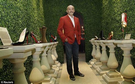 Shoe Designer Of The Year Christian Louboutin by Christian Louboutin Exhibition At Design Museum
