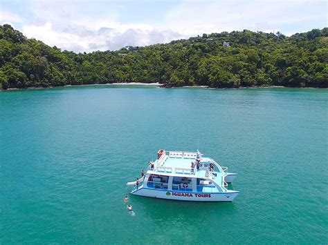 iguana tours catamaran costa rica iguana tour catamaran iguana tours the manuel antonio