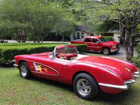 corvette 1960 price 1960 chevrolet corvette for sale on classiccars