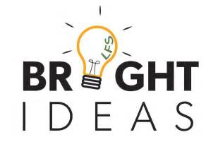 Brite Ideas Lfs Bright Ideas Program Lfs Undergraduate