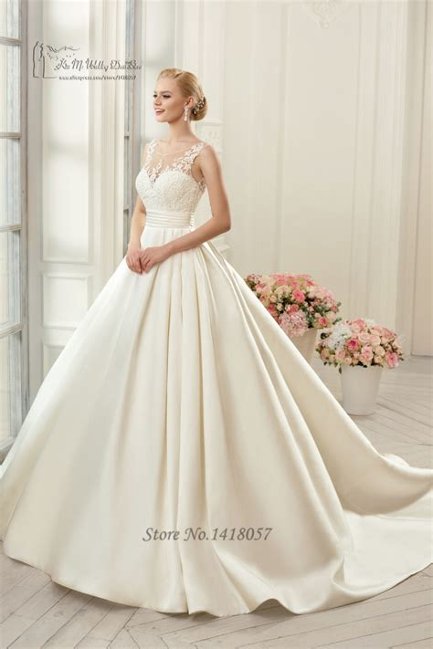 aliexpress gowns aliexpress com buy simple vintage ball gown wedding