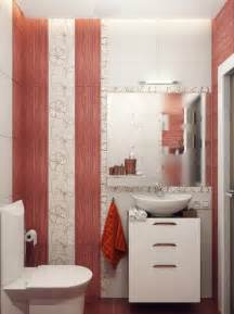 Small Red Bathroom Ideas Red White Bathroom Decor Interior Design Ideas