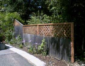 cost to add lattice to an existing fence handyman