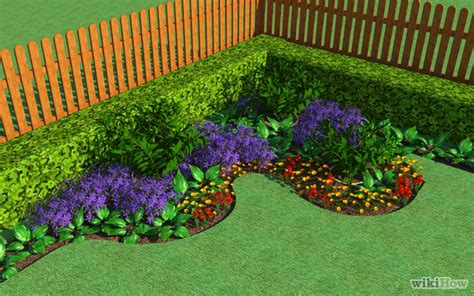 triyae start backyard flower garden various design