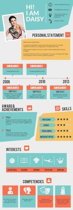 Infographic Resume App resume and infographic resume on