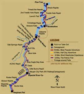 deschutes river maupin rapids map check out our