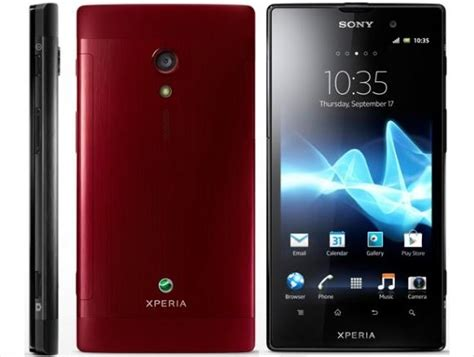 Hp Sony Xperia Ion Lt28h mobile firmware sony xperia ion lt28h jelly bean 4 1 2 tested firmware