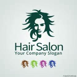 hair salon logo vector free