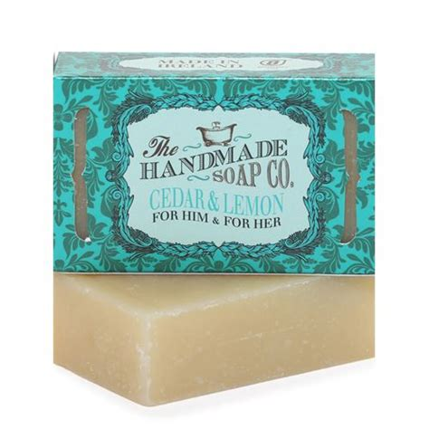 Handcrafted Soap Companies - the handmade soap co soap witch hazel