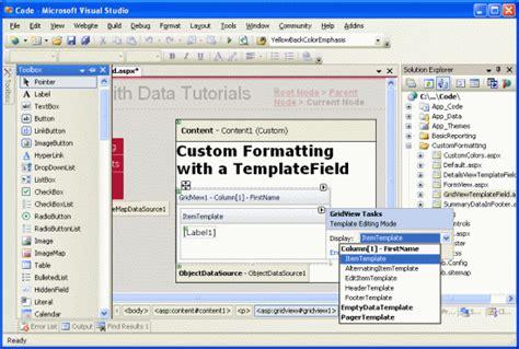 pager template asp net gridview asp net 2 0数据教程之十二 在gridview控件中使用templatefield 4 知识库 博客园